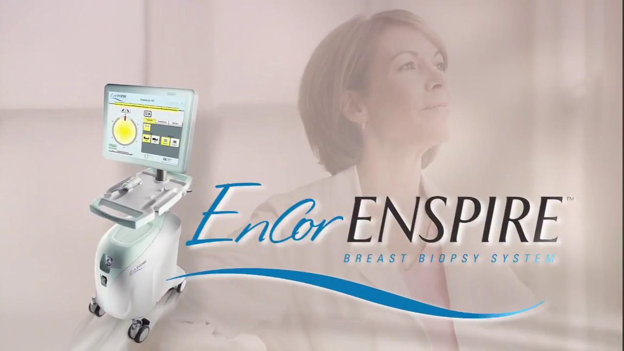 Inteligentny system do wykonywania biopsji piersi